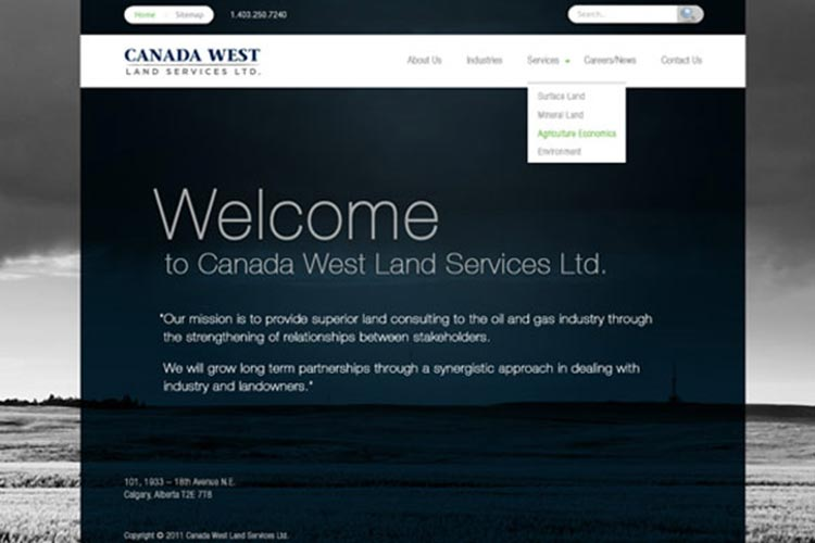 Canada West Land Services